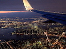 new york air view